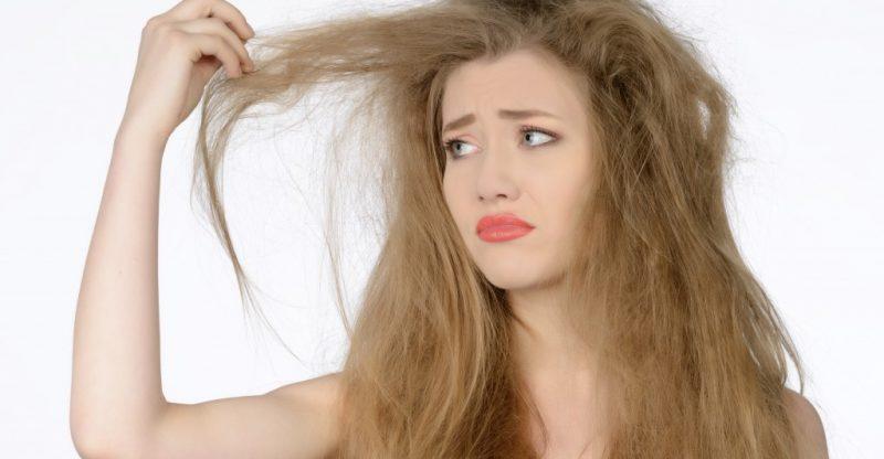 Jak Ujarzmić Spuszone Włosy Ranking Olejków Do Włosów